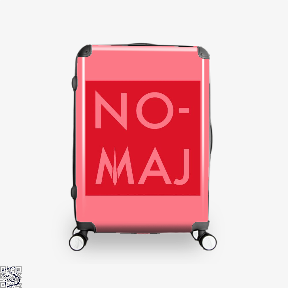 No Maj Harry Potter Suitcase - Pink / 16 - Productgenjpg