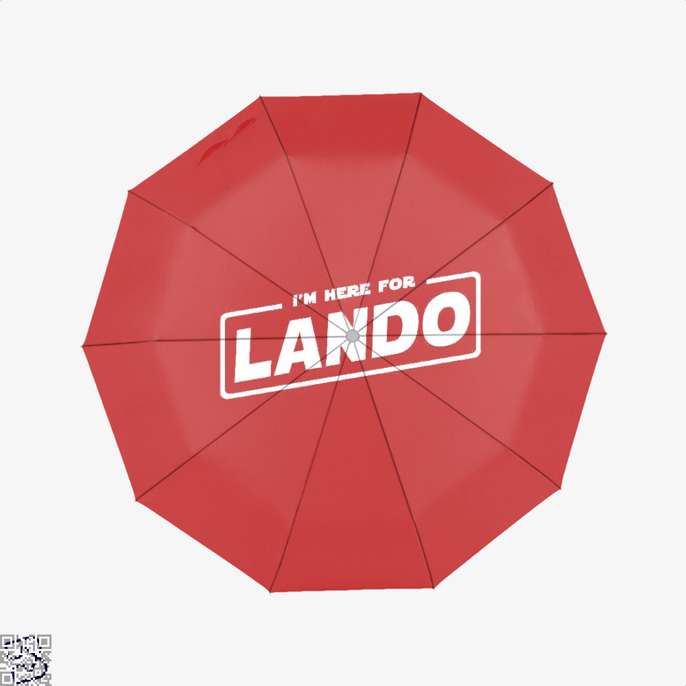 Not A System Man Star Wars Umbrella - Red - Productgenapi