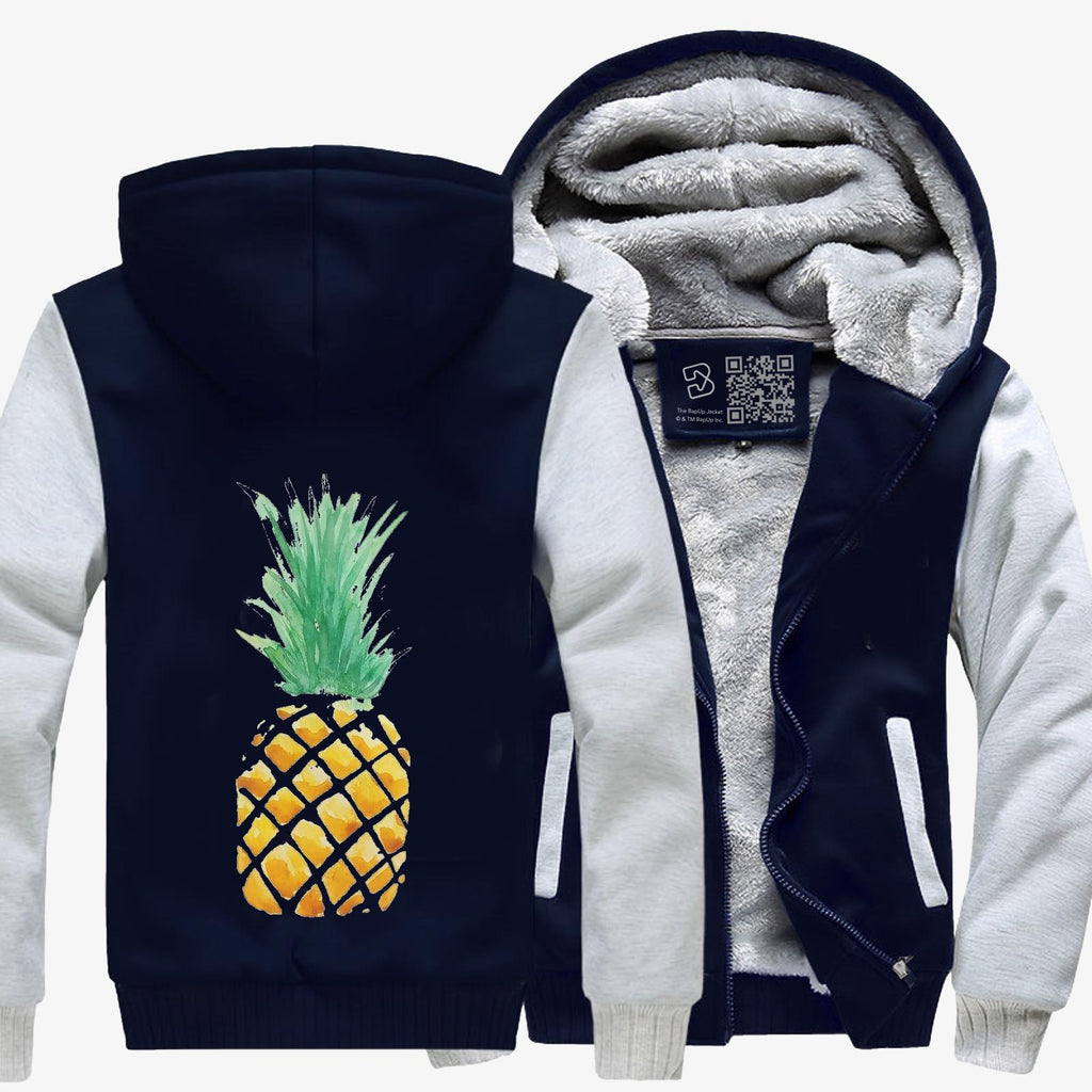 Pineapple , Kamloopsartparty Fleece Jacket