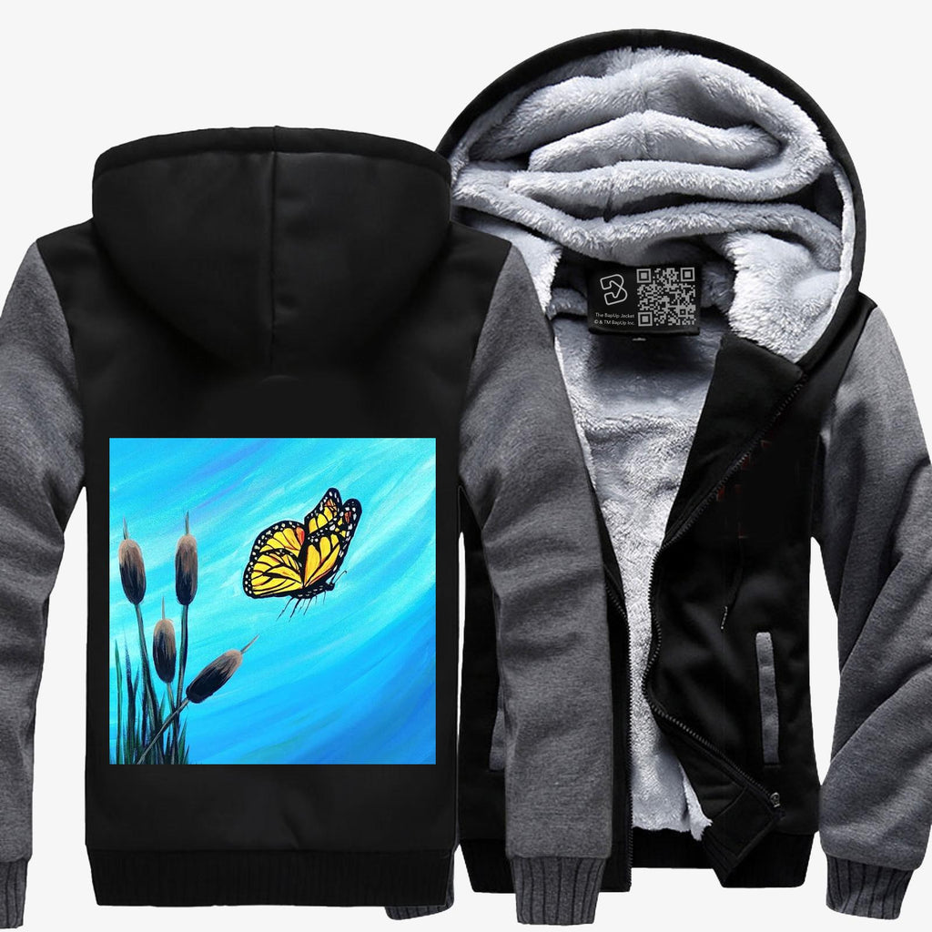 Monarch, Kamloopsartparty Fleece Jacket