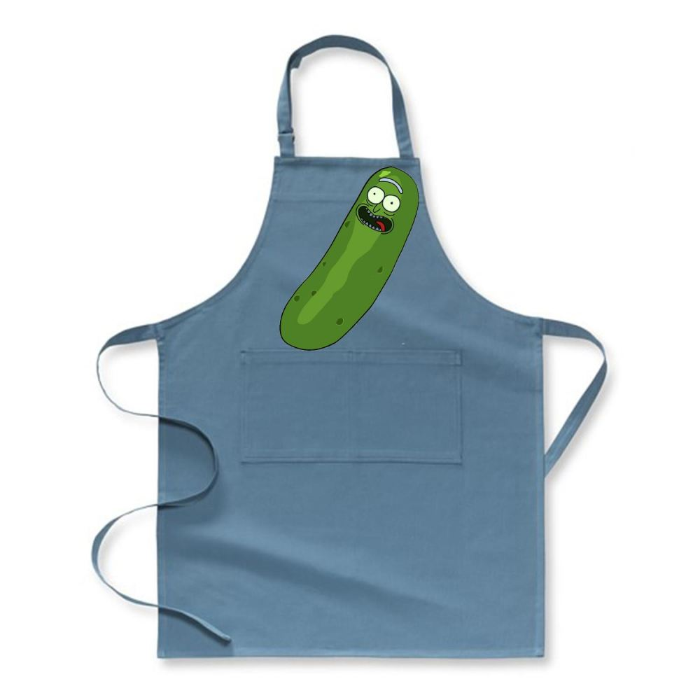 Pickle Rick And Morty Apron - Productgenjpg