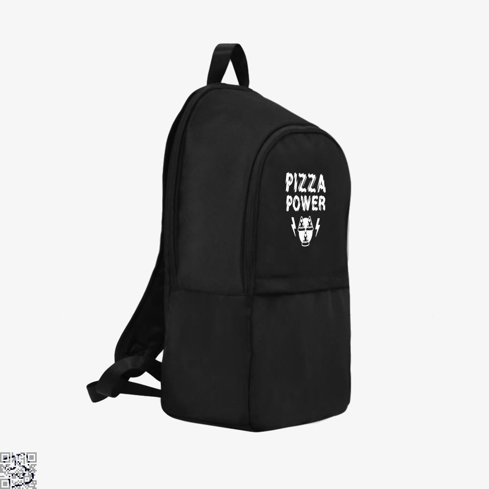Pizza Nuclear Power Backpack - Productgenapi