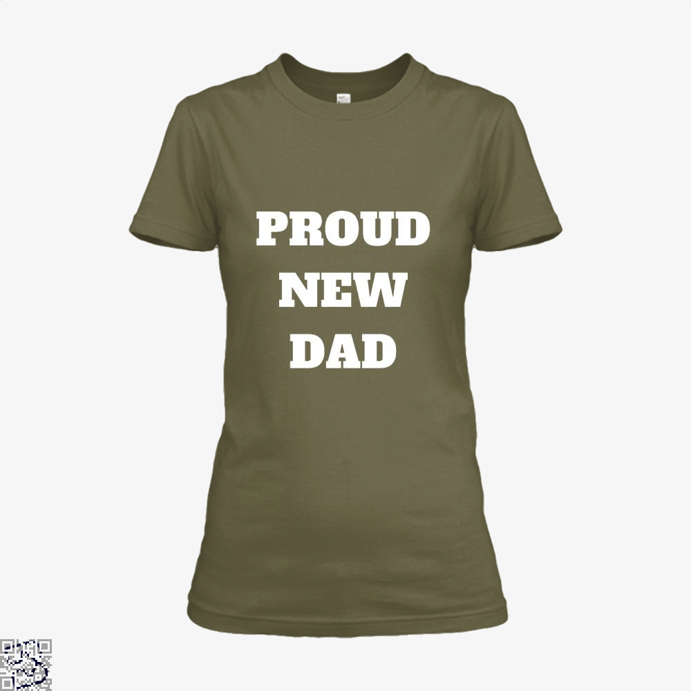 Proud Dad Rocks Fathers Day Shirt - Women / Brown / X-Small - Productgenapi