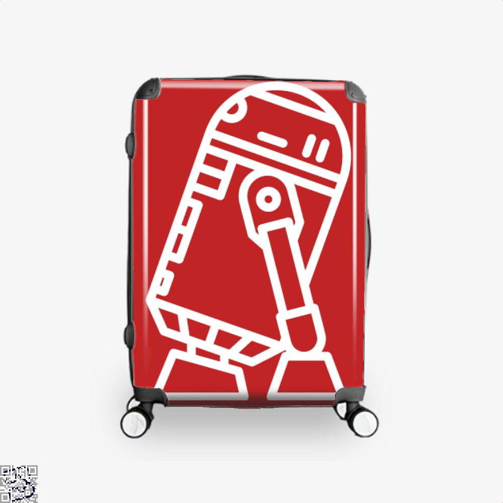 R2 Star Wars Suitcase - Red / 16 - Productgenjpg