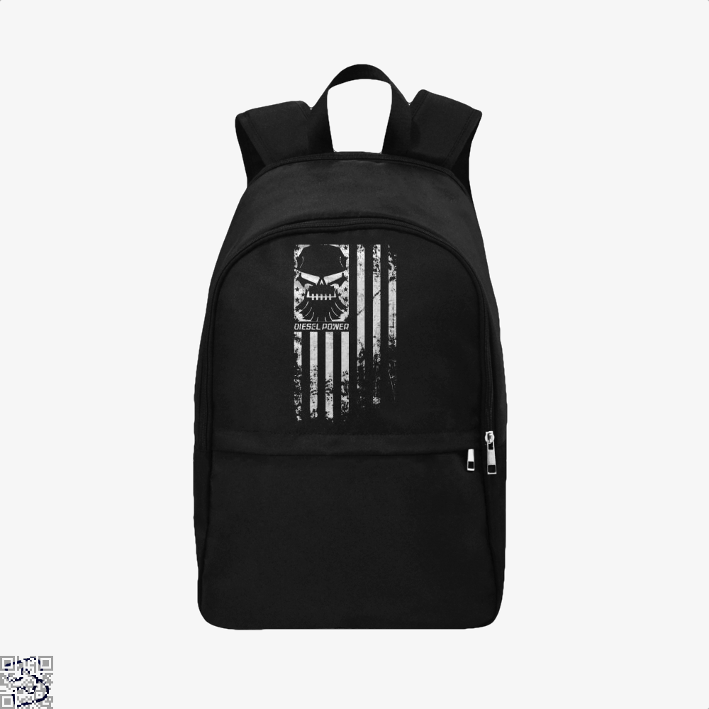 Rank And File Teasing Backpack - Black / Adult - Productgenjpg