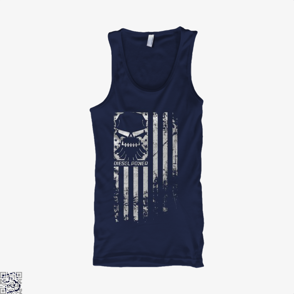 Rank And File Teasing Tank Top - Men / Blue / X-Small - Productgenjpg