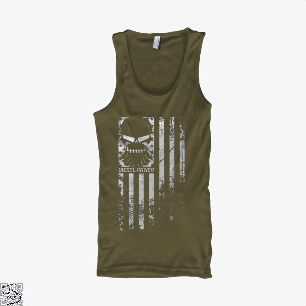 Rank And File Teasing Tank Top - Men / Brown / X-Small - Productgenjpg