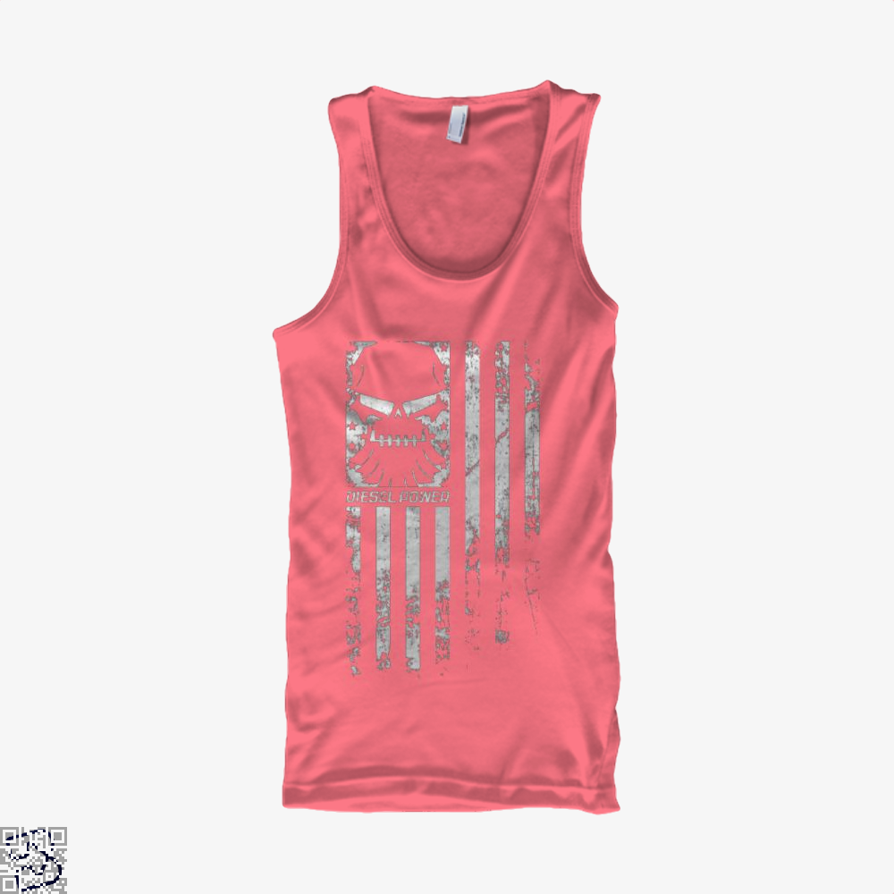 Rank And File Teasing Tank Top - Women / Pink / Xx-Small - Productgenjpg