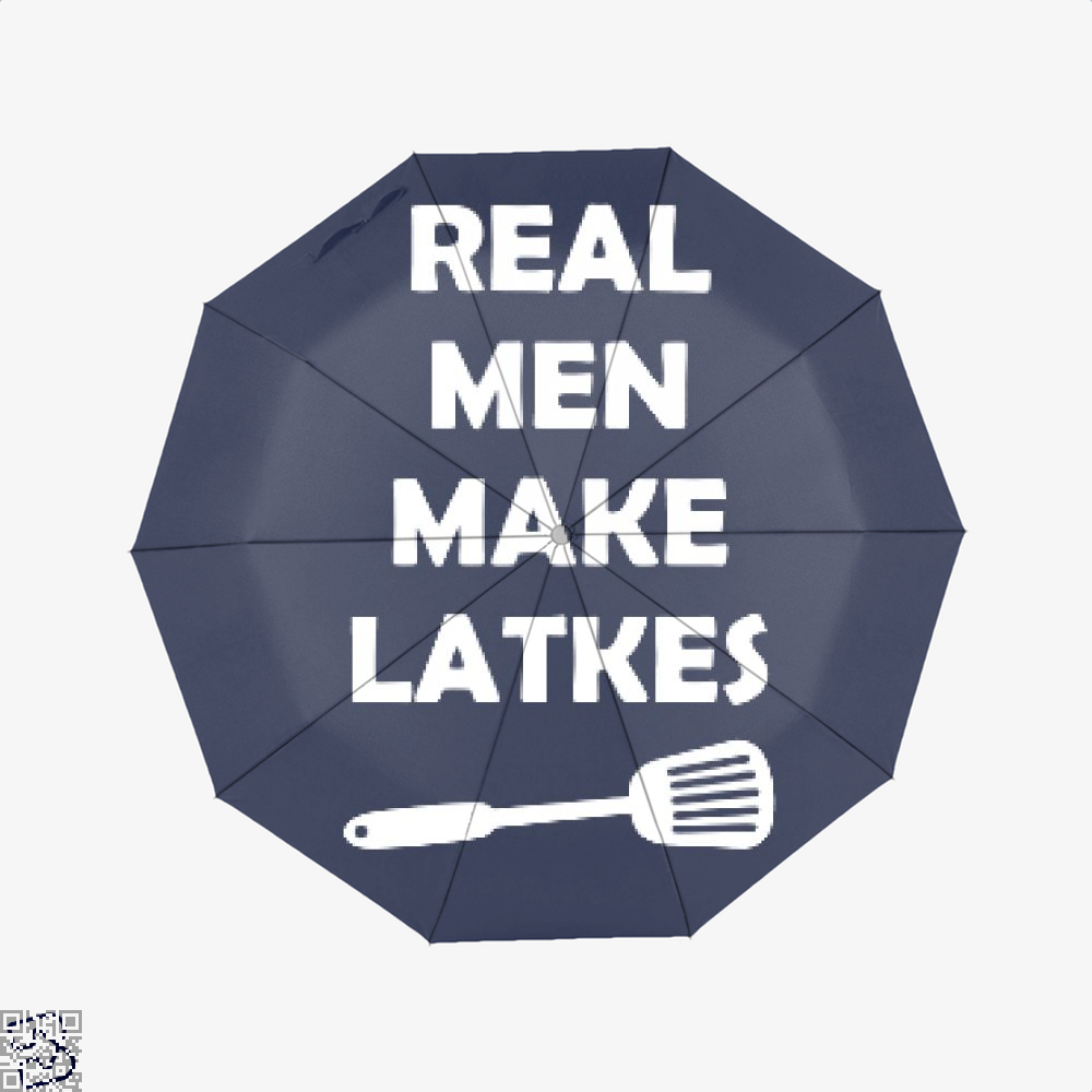 Real Man Make Latkes Juvenile Umbrella - Productgenjpg