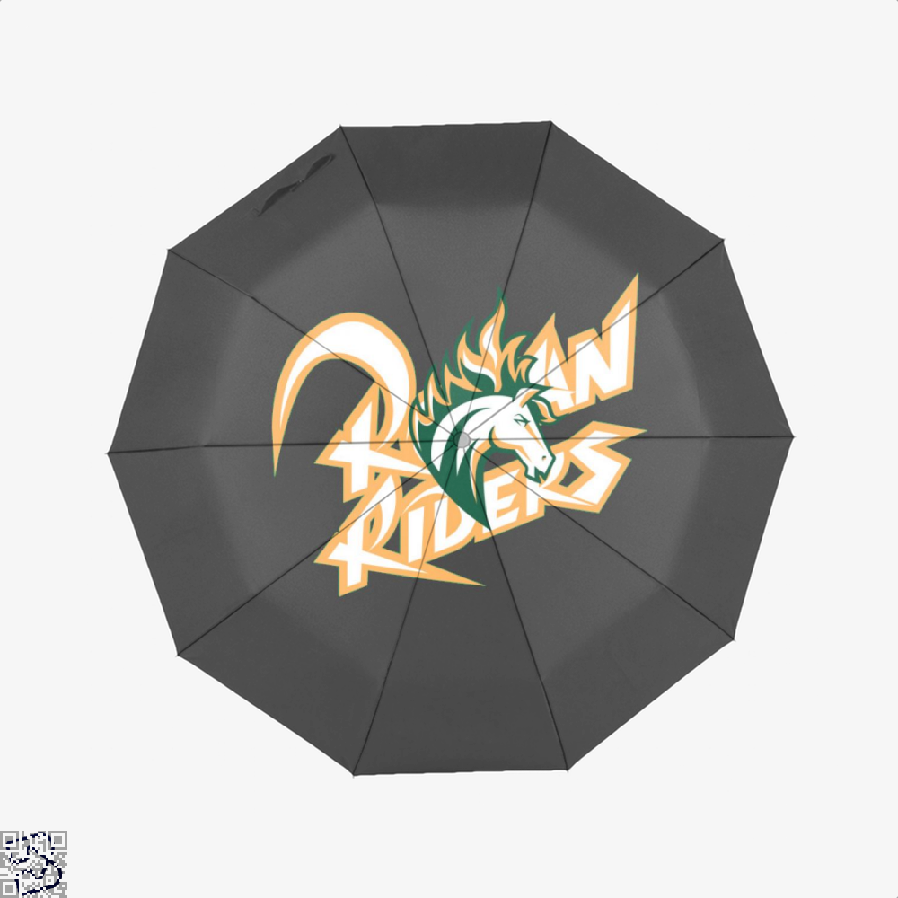 Rohan Riders Lord Of The Rings Umbrella - Black - Productgenjpg