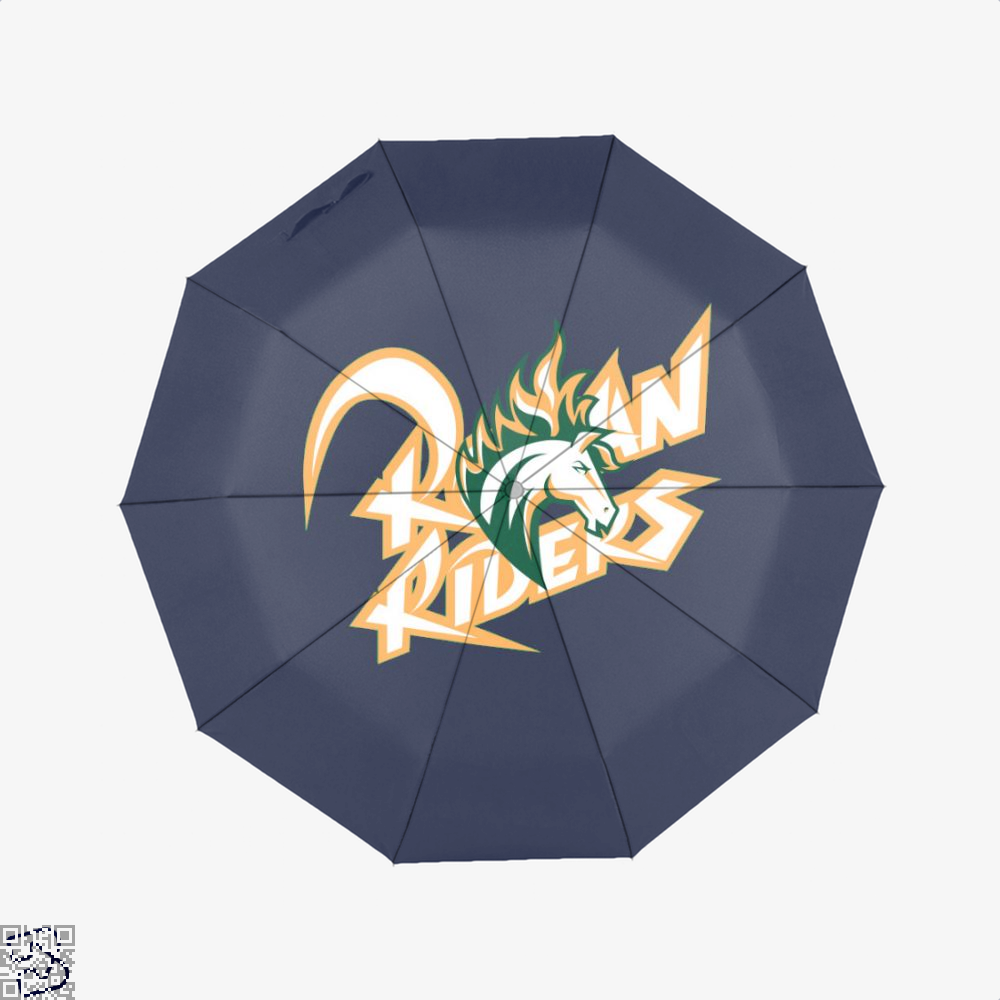 Rohan Riders Lord Of The Rings Umbrella - Blue - Productgenjpg