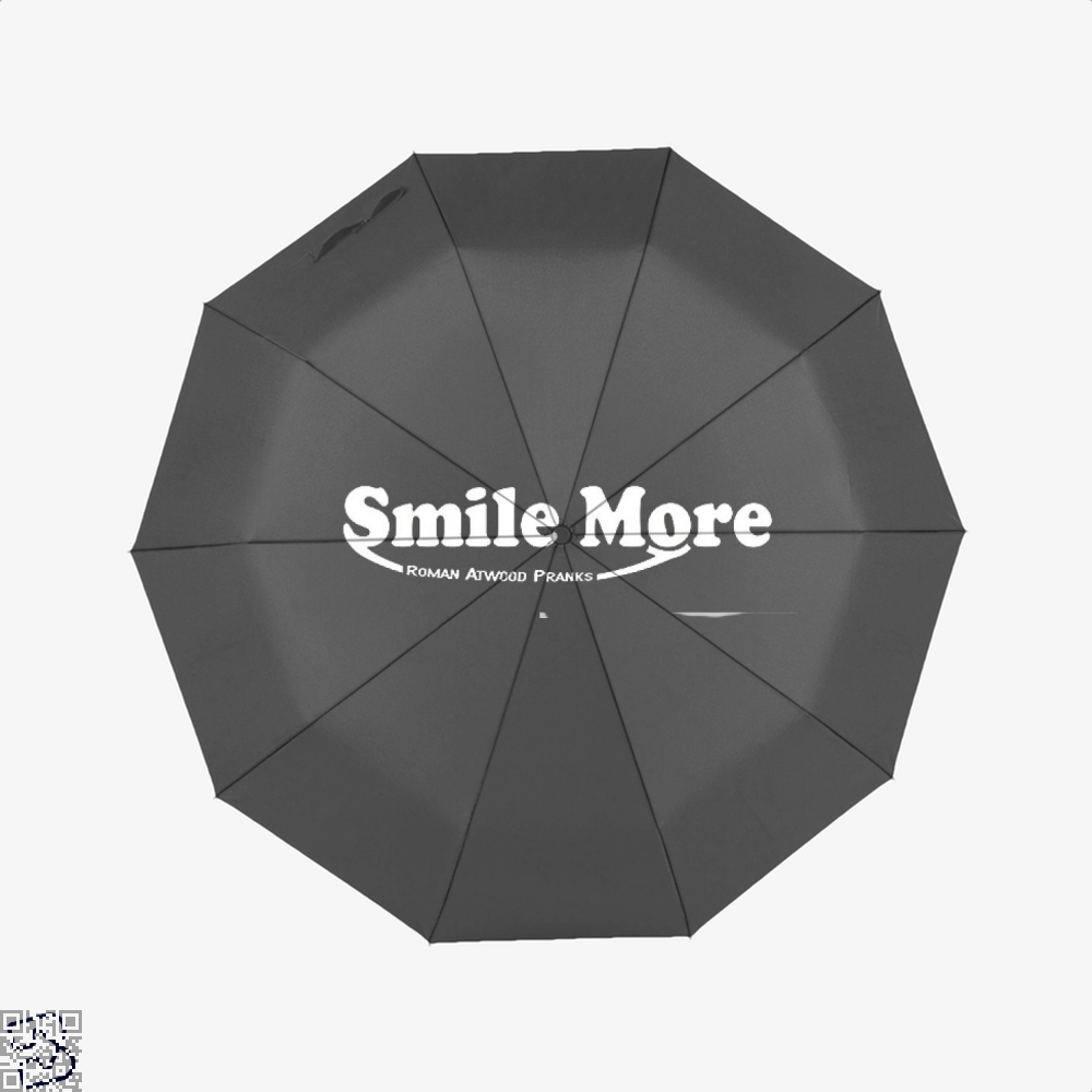 S-Mi-Le Mo-Re Roman Atwood Risque Umbrella - Productgenjpg