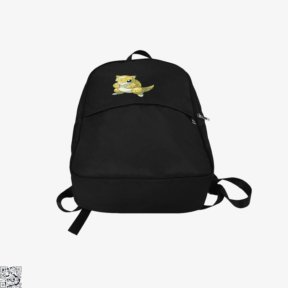 Sandshrew Pokemon Backpack - Productgenapi