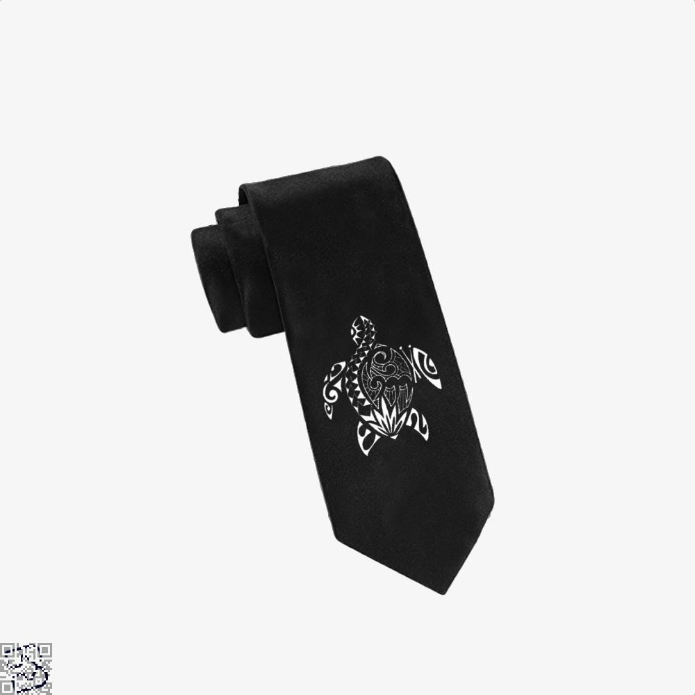 Sea Turtle Turtles Tie - Black - Productgenjpg