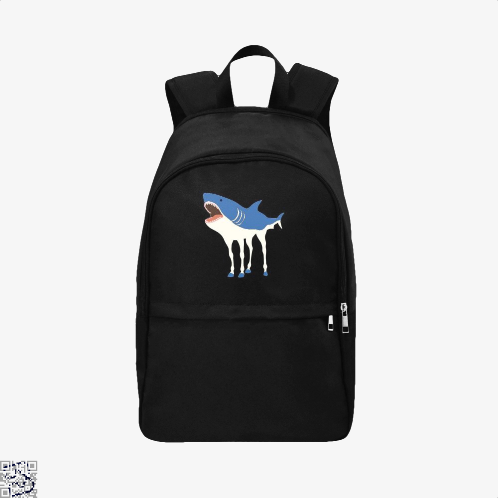 Sharkhorse Horse Backpack - Black / Adult - Productgenjpg