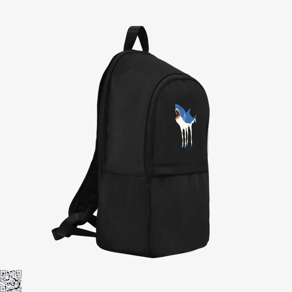 Sharkhorse Horse Backpack - Productgenjpg