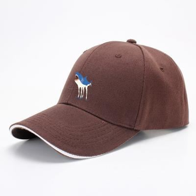 Sharkhorse Horse Baseball Cap - Brown - Productgenapi