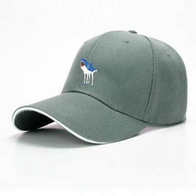 Sharkhorse Horse Baseball Cap - Gray - Productgenapi