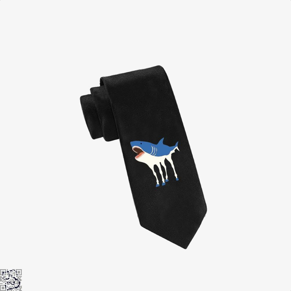 Sharkhorse Horse Tie - Black - Productgenjpg
