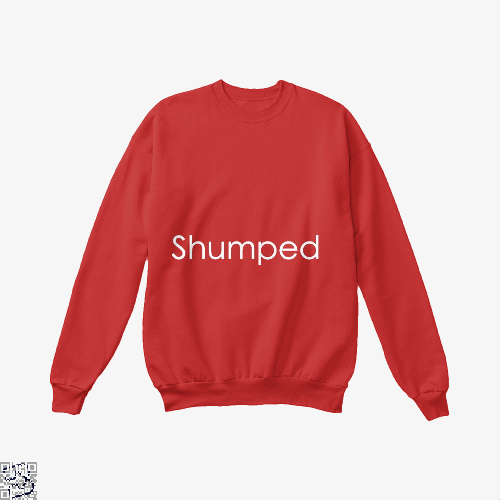 Shumped Cavs Crew Neck Sweatshirt - Red / X-Small - Productgenapi