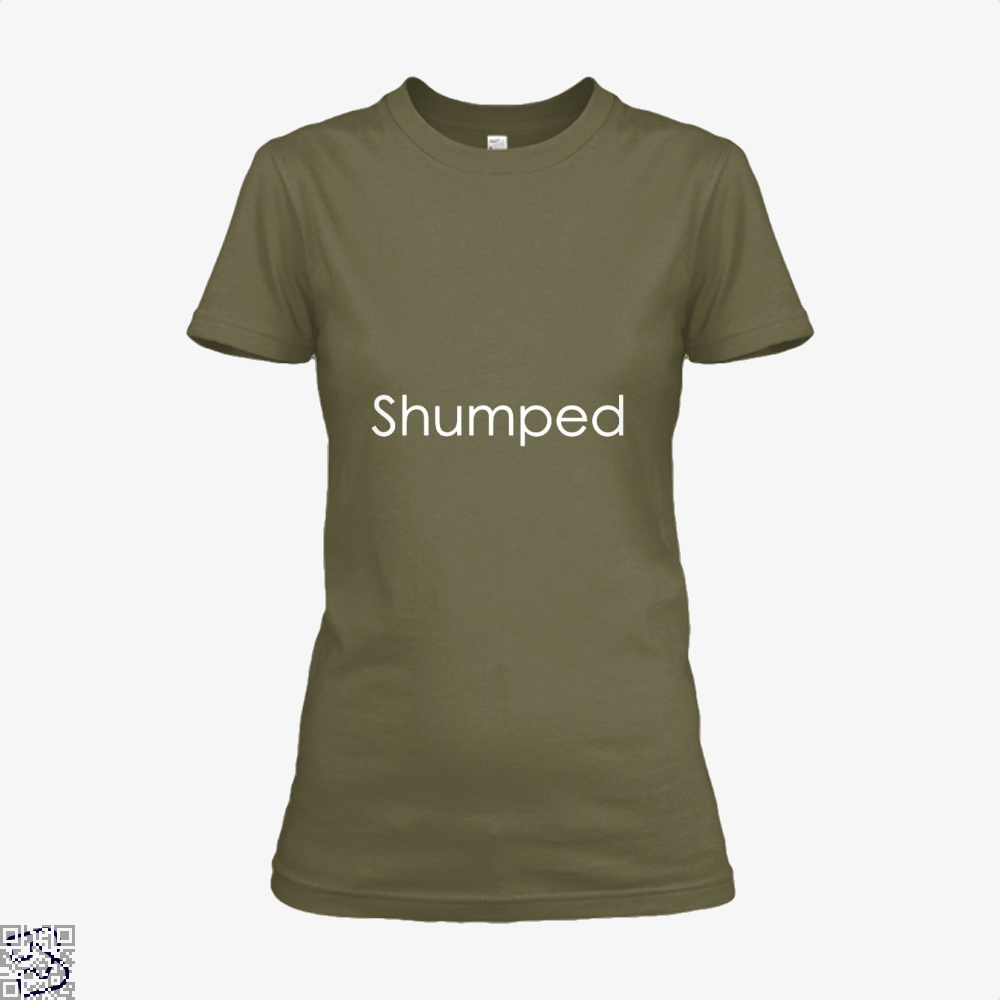 Shumped Cavs Shirt - Women / Brown / X-Small - Productgenapi