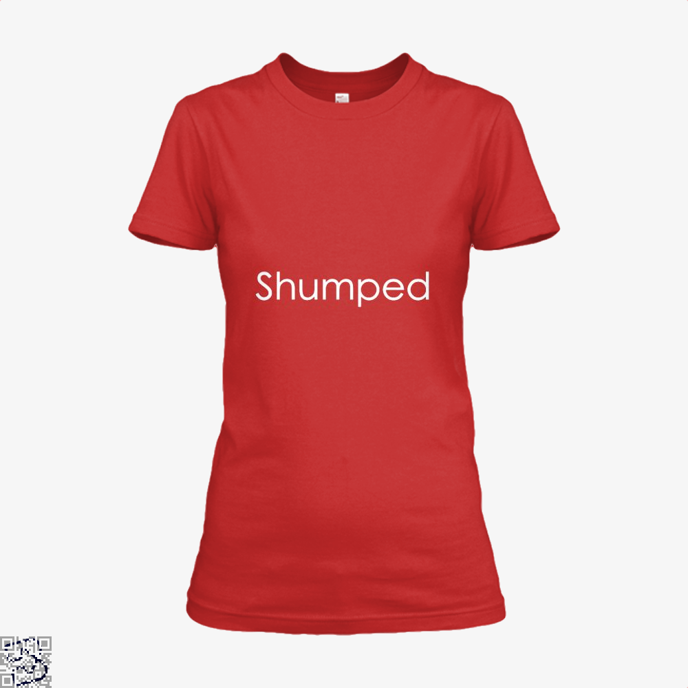 Shumped Cavs Shirt - Women / Red / X-Small - Productgenapi