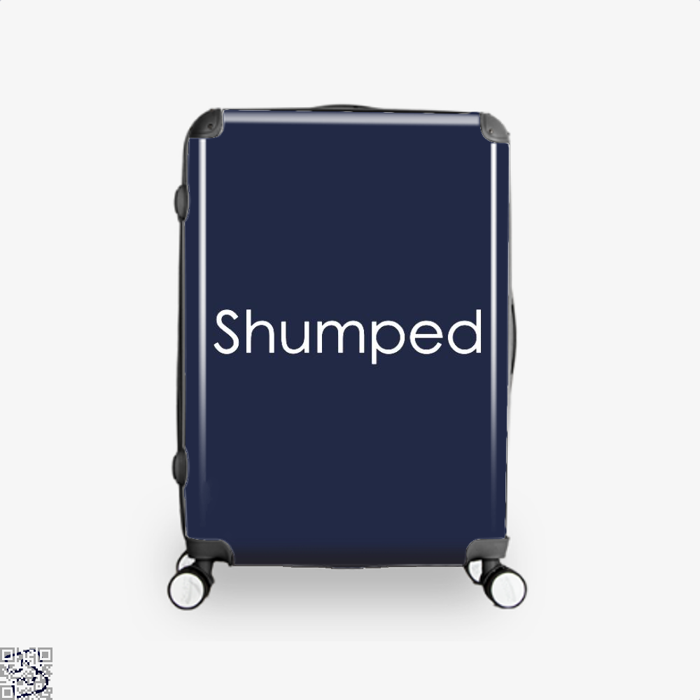 Shumped Cavs Suitcase - Blue / 16 - Productgenapi