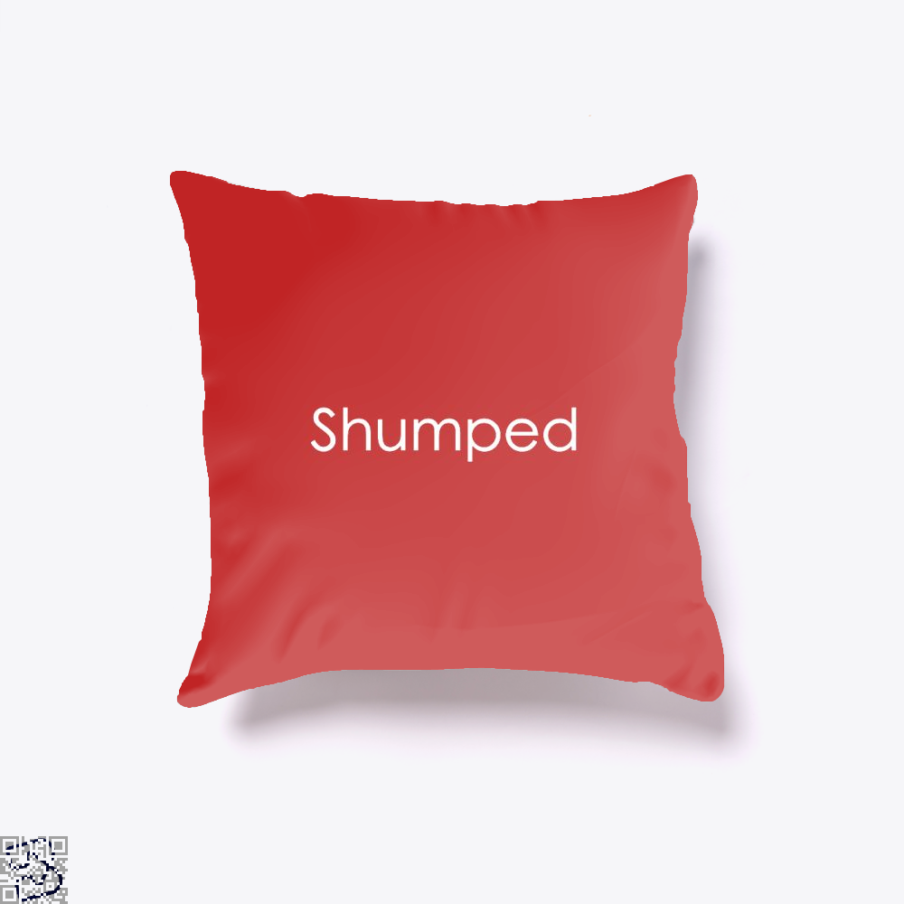 Shumped Cavs Throw Pillow Cover - Red / 16 X - Productgenapi