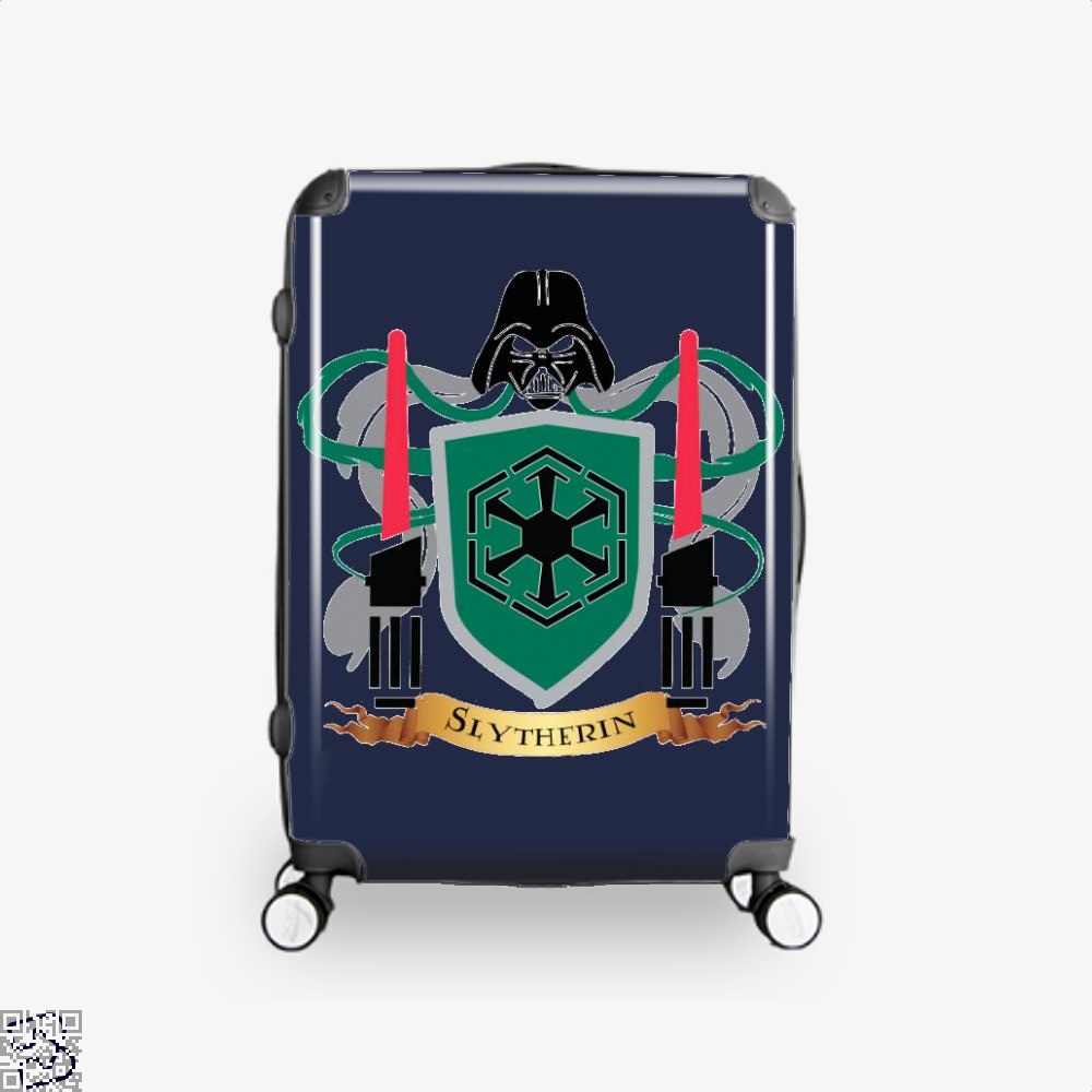 Sitherin Darth Vader Harry Potter Suitcase - Blue / 16 - Productgenjpg