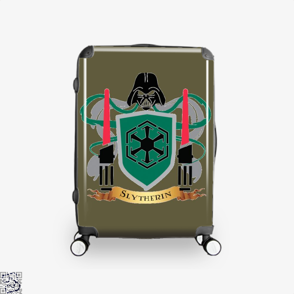 Sitherin Darth Vader Harry Potter Suitcase - Brown / 16 - Productgenjpg