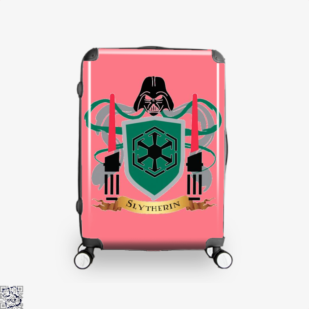Sitherin Darth Vader Harry Potter Suitcase - Pink / 16 - Productgenjpg