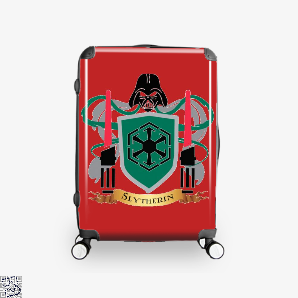 Sitherin Darth Vader Harry Potter Suitcase - Red / 16 - Productgenjpg