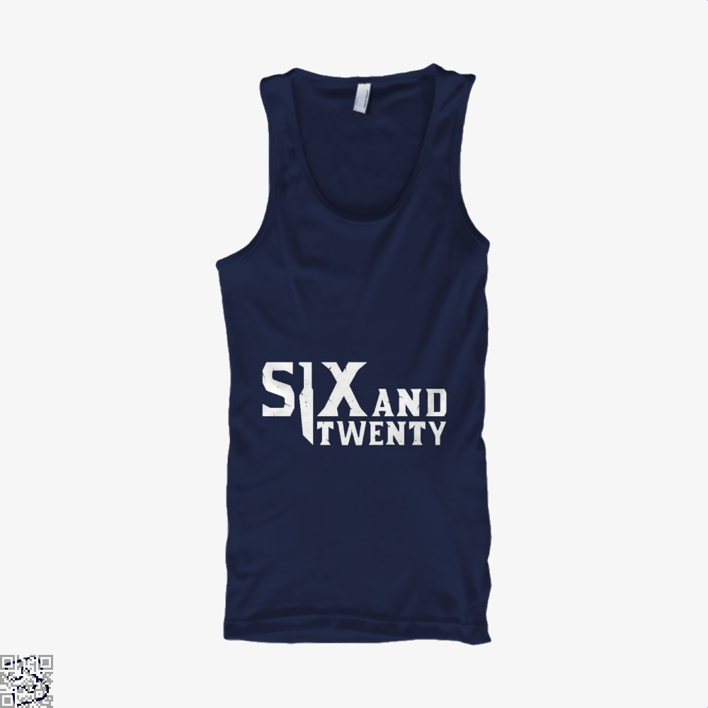 Six And Twenty Dragon Dungeon Tank Top - Men / Blue / X-Small - Productgenjpg