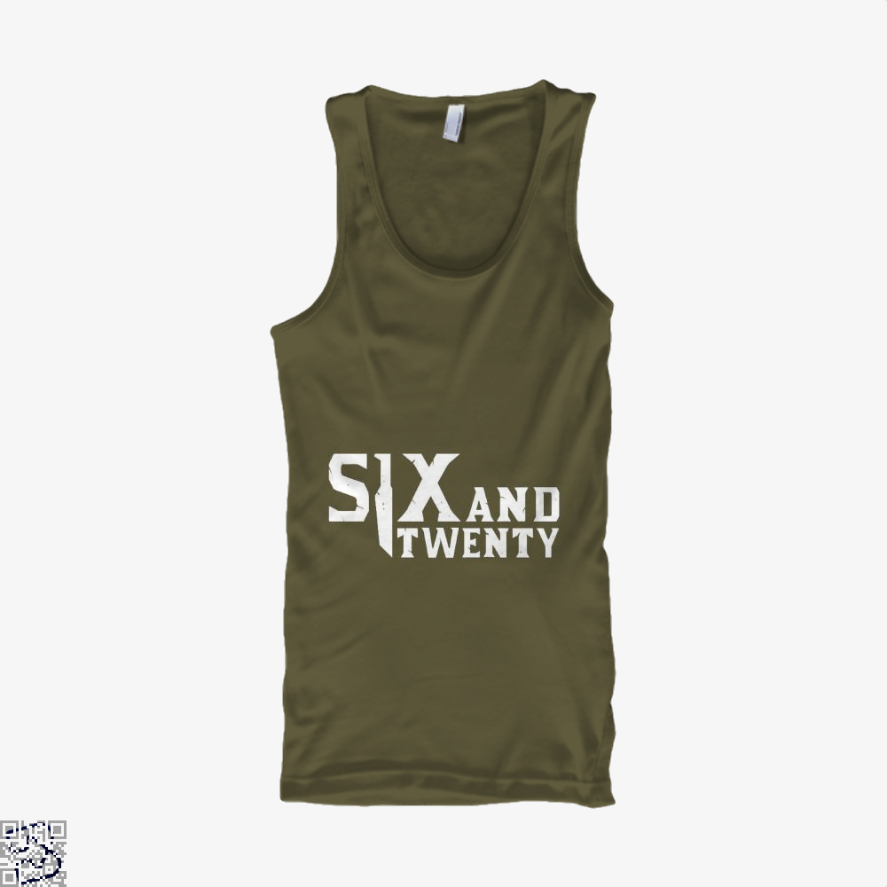 Six And Twenty Dragon Dungeon Tank Top - Men / Brown / X-Small - Productgenjpg