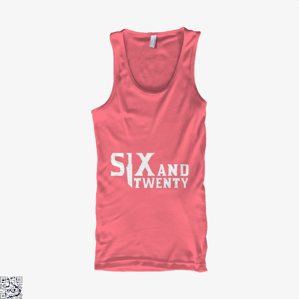Six And Twenty Dragon Dungeon Tank Top - Women / Pink / Xx-Small - Productgenjpg