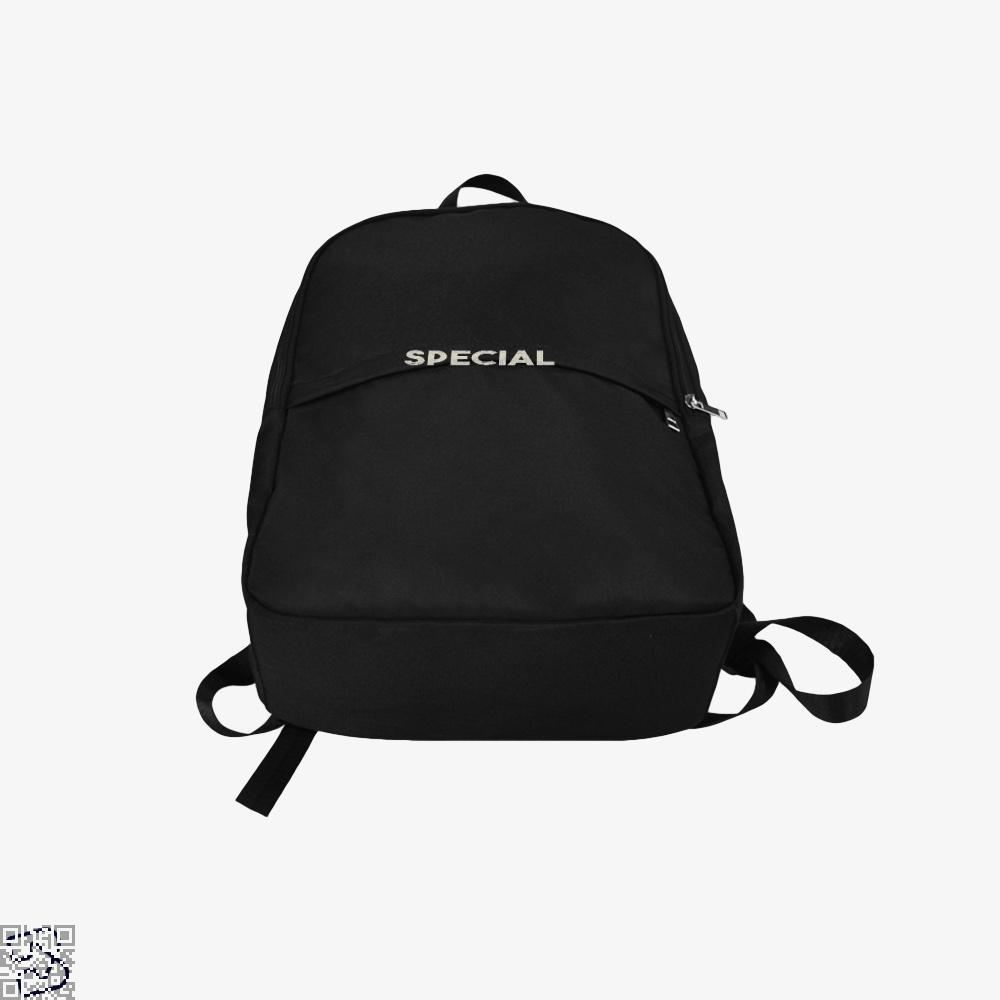 Special Lady Friend Juvenile Backpack - Productgenjpg