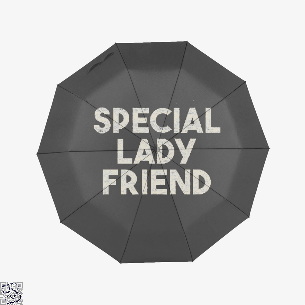 Special Lady Friend Juvenile Umbrella - Productgenjpg