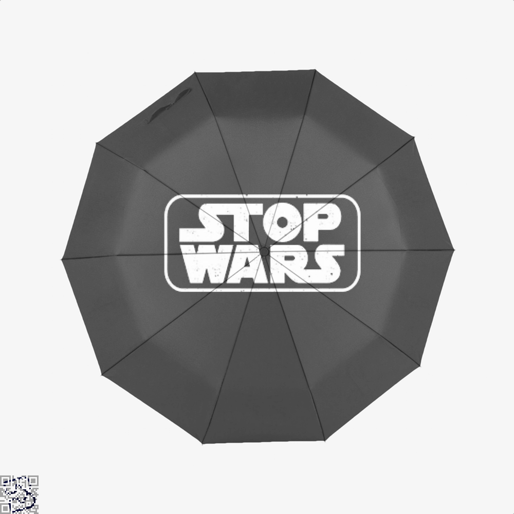 Stop Wars Philadelphia Football Fans Umbrella - Productgenjpg