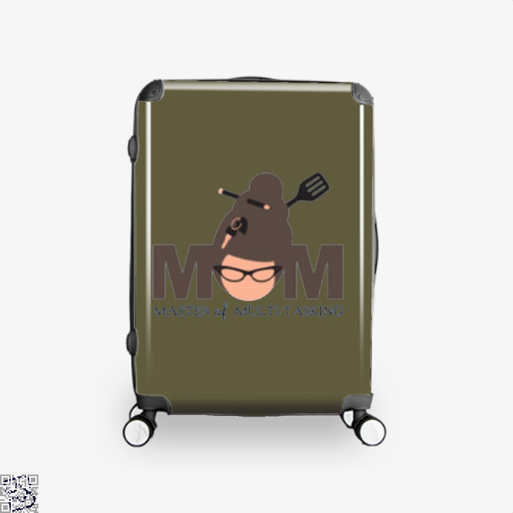 Tanga Mothers Day Suitcase - Brown / 16 - Productgenjpg