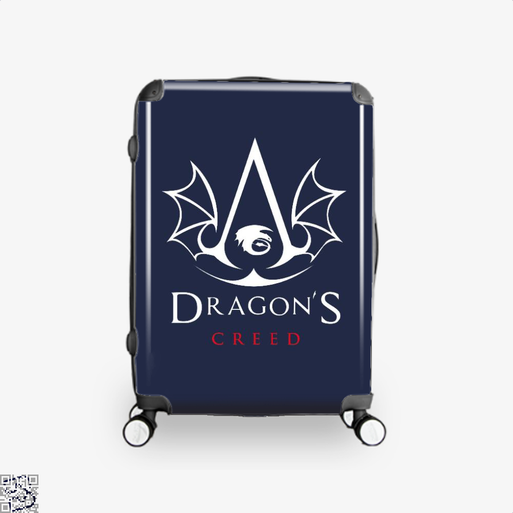 The Dragons Creed Assassins Suitcase - Blue / 16 - Productgenjpg