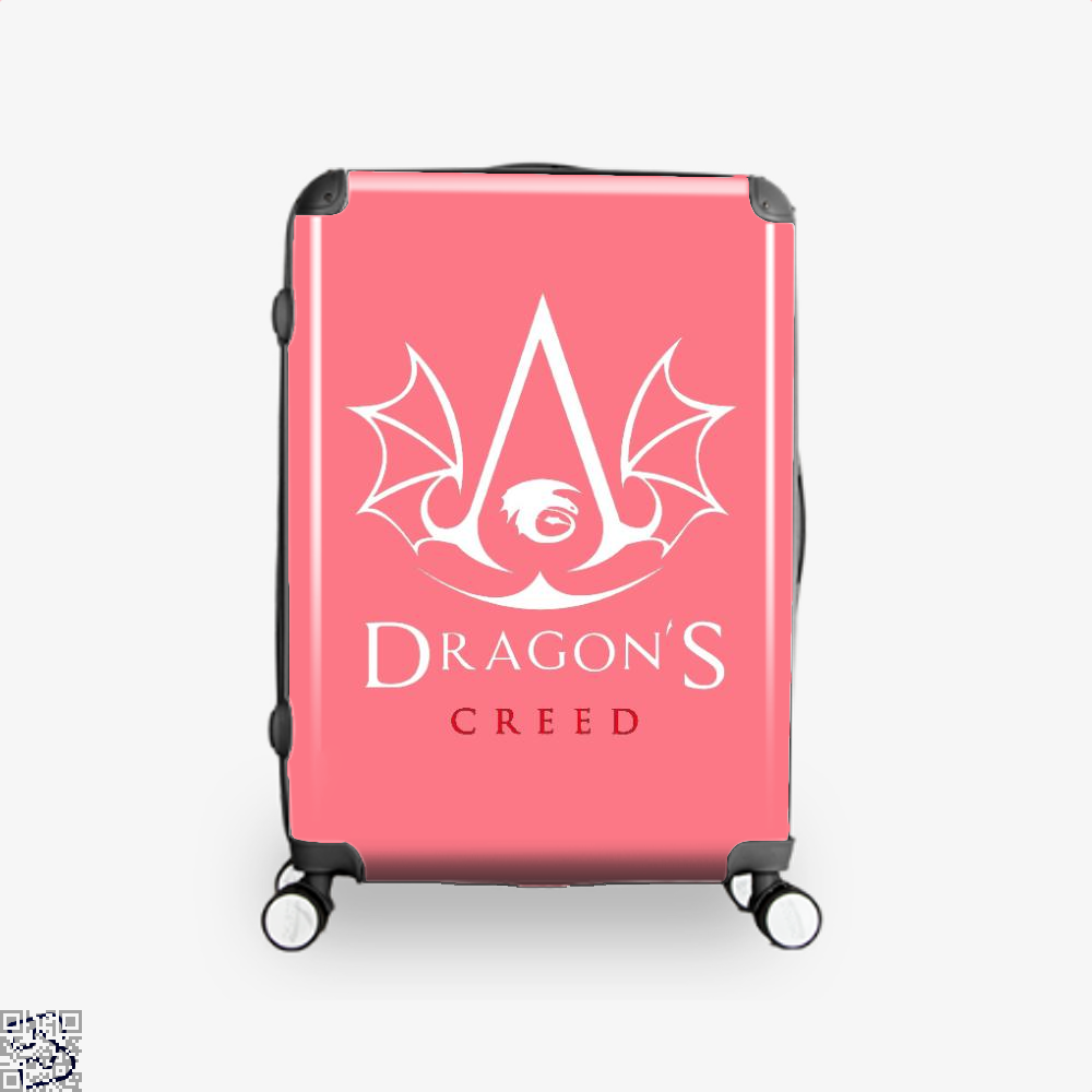The Dragons Creed Assassins Suitcase - Pink / 16 - Productgenjpg