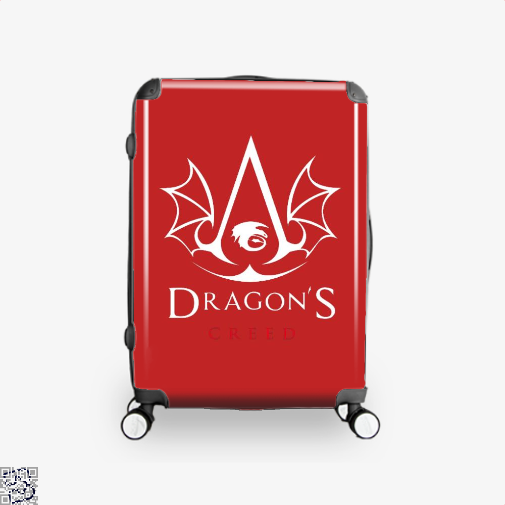 The Dragons Creed Assassins Suitcase - Red / 16 - Productgenjpg