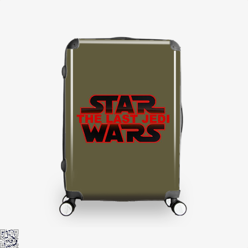 The-Last-Jedi Star Wars Suitcase - Brown / 16 - Productgenjpg