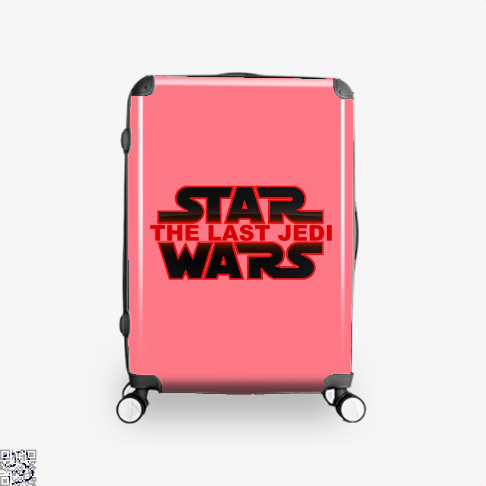 The-Last-Jedi Star Wars Suitcase - Pink / 16 - Productgenjpg