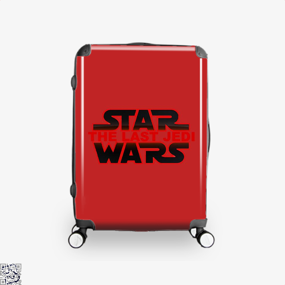 The-Last-Jedi Star Wars Suitcase - Red / 16 - Productgenjpg