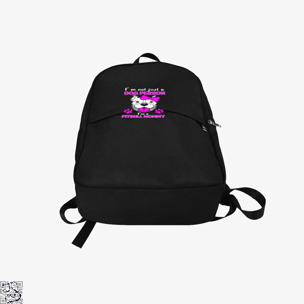 The Pit Bull Mommy Pitbull Backpack - Productgenjpg