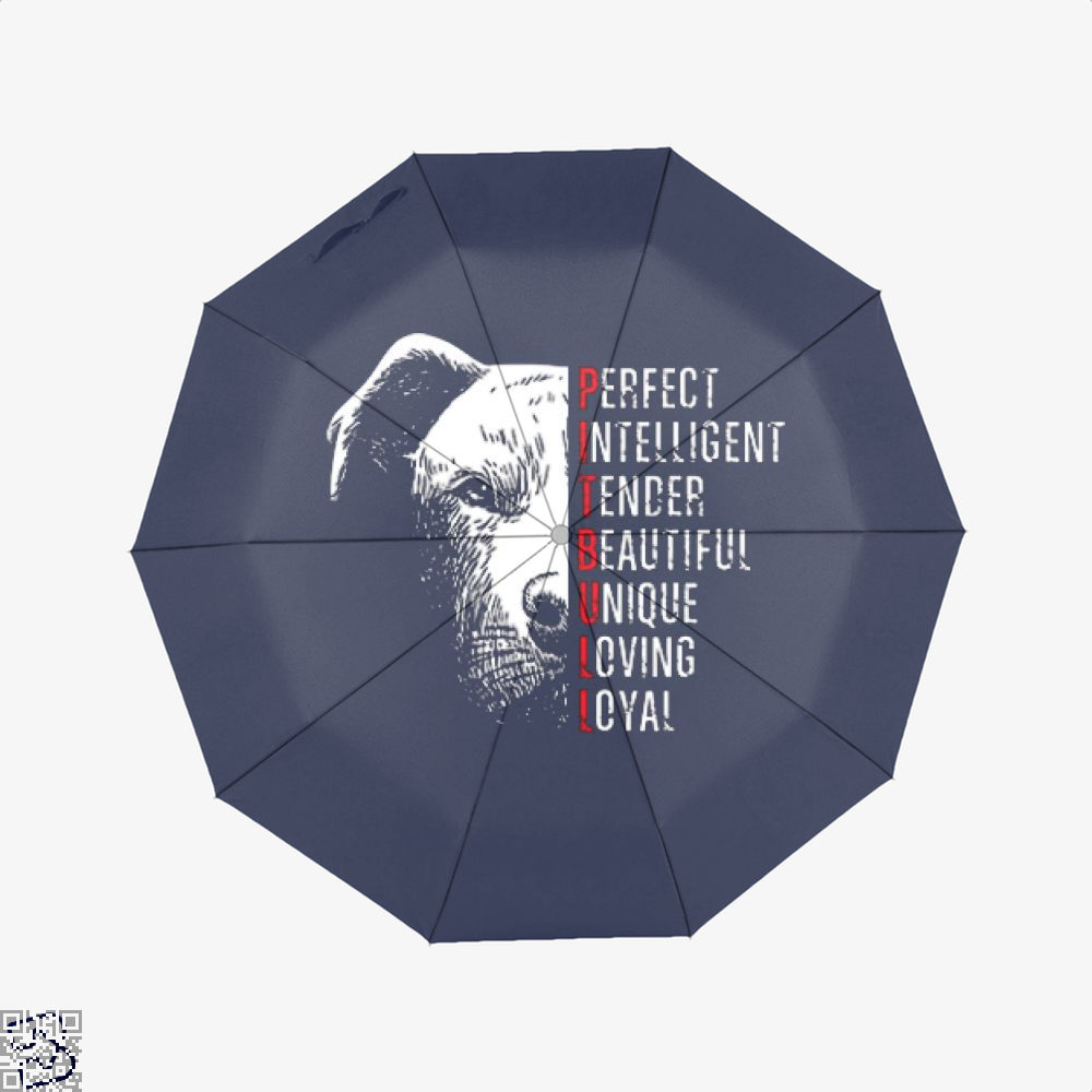 The Pitbull Perfect Pit Bull Umbrella - Productgenjpg