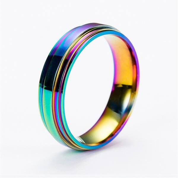 The Vibro Ring Colors Of The Ocean