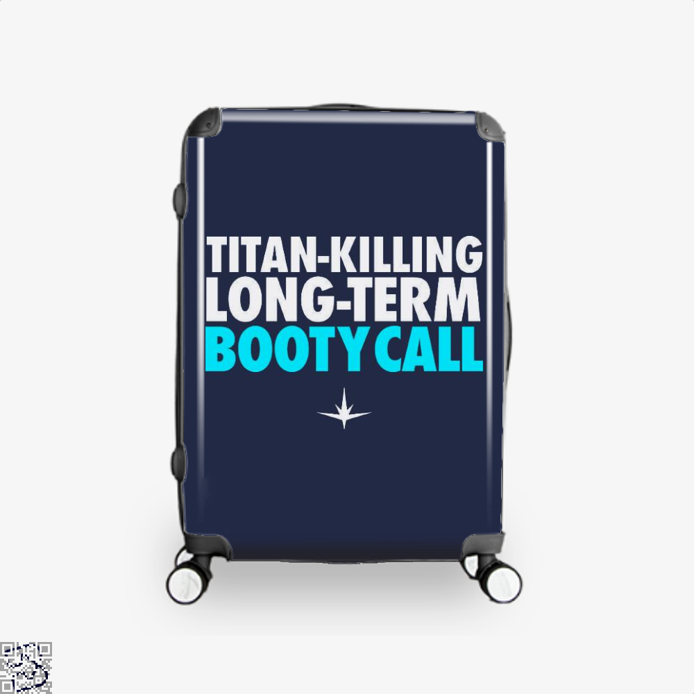 Titan Killing Long Term Booty Call Avengers Infinity War Suitcase - Blue / 16 - Productgenapi