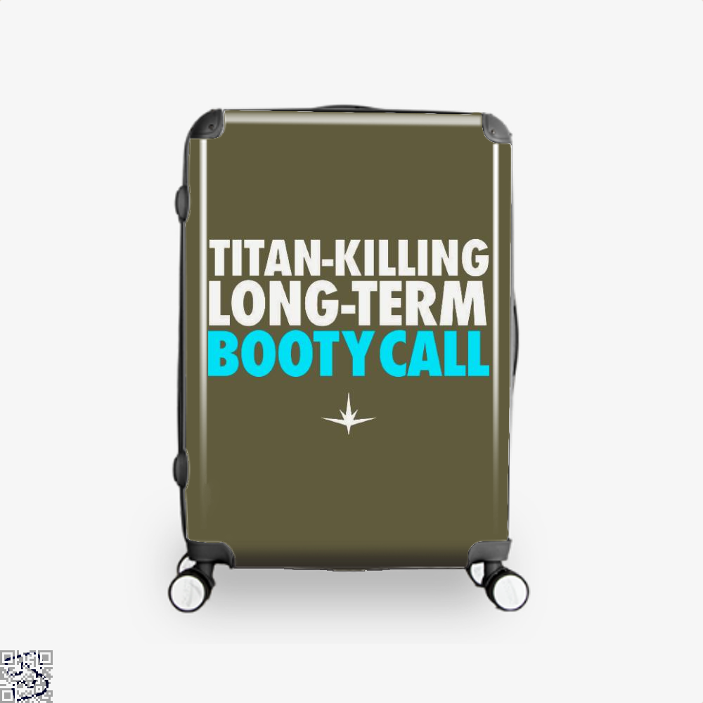 Titan Killing Long Term Booty Call Avengers Infinity War Suitcase - Brown / 16 - Productgenapi